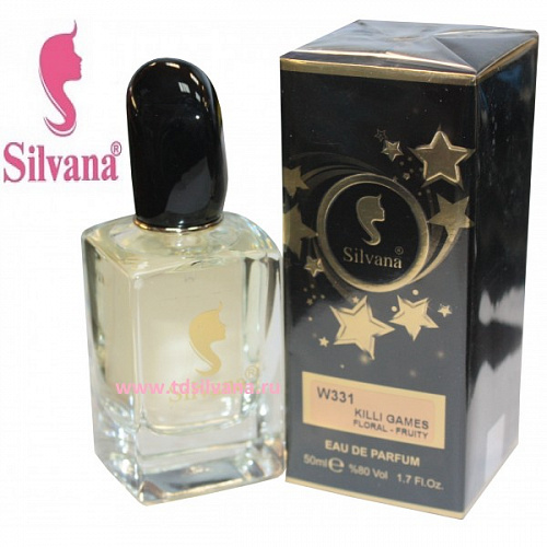 "331-W ""SILVANA"" KILLI GAMES FLORAL-FRUITY"