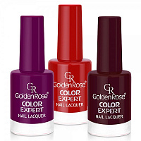 Лак для ногтей Golden Rose Color Expert GR-L01