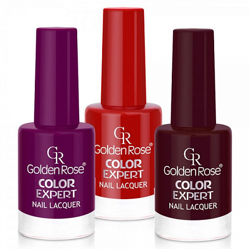 Лак для ногтей Golden Rose Color Expert GR-L01 0-100 1