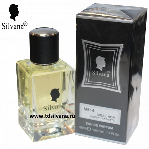 "814-M ""SILVANA"" IDEAL HOM WOODY-AROMATIC"
