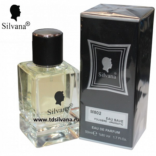 "802-M ""SILVANA"" EAU SAVE FOUGERE-AROMATIC"