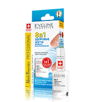 EVELINE 8В1 NAIL THERAPY TOTAL ACTION ЗДОРОВЫЕ НОГТИ LSN-09